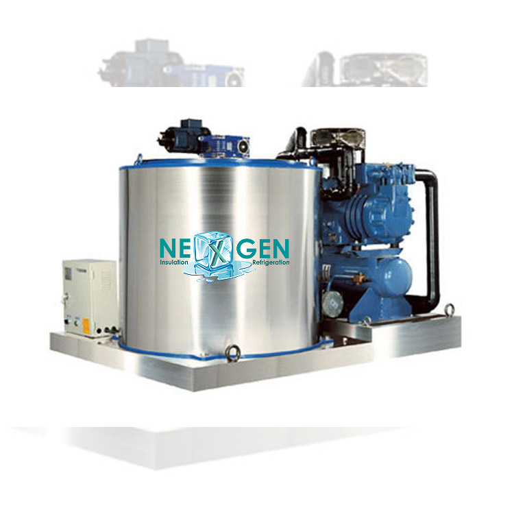 Nexgen Flake Ice Making Plant