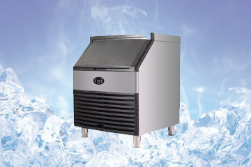 Movable Mini Ice Plant